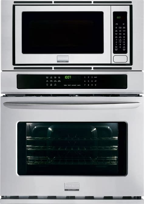 frigidaire fgmcpf   combination wall oven   cu ft true convection oven