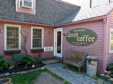 daves coffee   post road charlestown ri