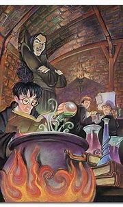 Pin by Michelle He on Harry Potter