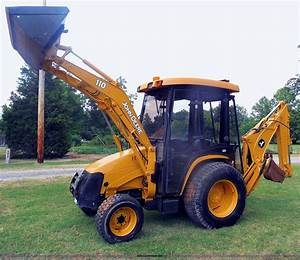 John Deere 110 Tractor Loader Backhoe Service Manual