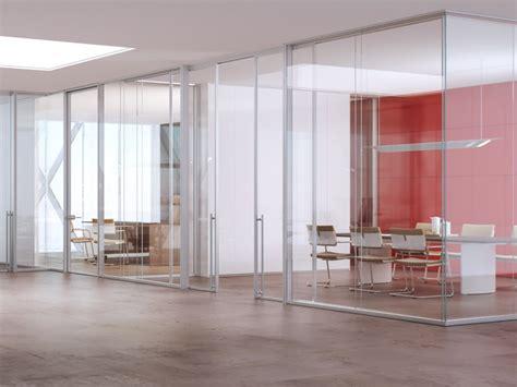 cloison aluminium bureau cloison amovible de bureau en aluminium et verre allinone by mascagni