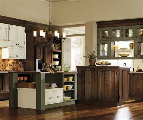 rustic black kitchen cabinets rustic kitchen cabinets decora cabinetry 4961