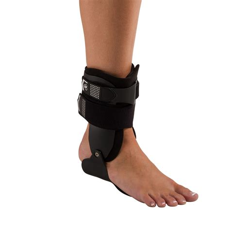 donjoy performance rigid stirrup ankle brace maximum support