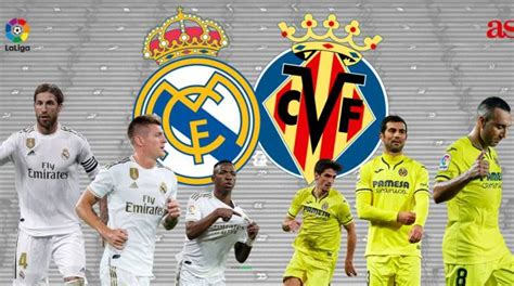 ((*Live*)) Real Madrid vs Villarreal Live Stream Soccer ...
