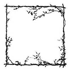 digital st design free frame digital st botanical design printable frame