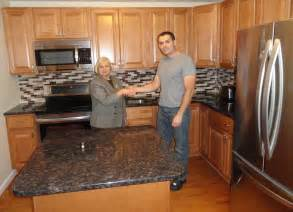 kitchen backsplashes with granite countertops smart choice construction llc east md 21901 angies list