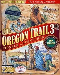 The Oregon Trail 3rd Edition Wikipedia