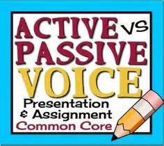 active  passive images active voice active