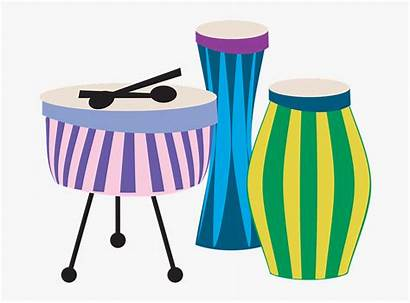 Clipart Instrument Musical Drums Instruments Africa Musique