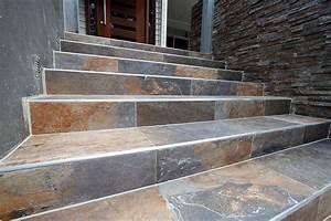 Avec Quoi Recouvrir Un Escalier En Carrelage : 18 solutions pour cr er un escalier ext rieur ~ Melissatoandfro.com Idées de Décoration