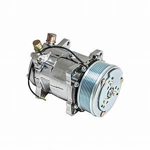 Sanden 508 Style A  C Compressor