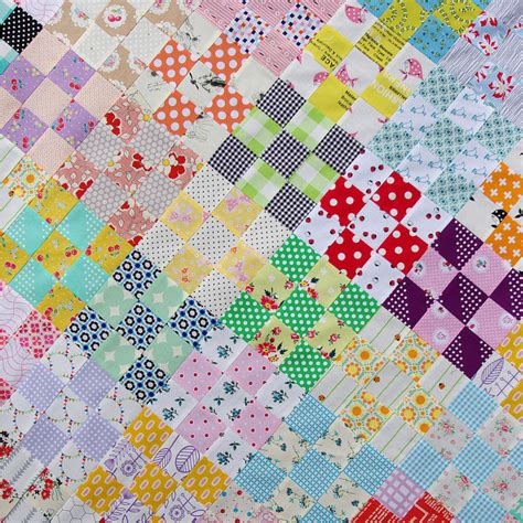 nine patch quilt pepper quilts nine patch checkerboard quilt tutorial