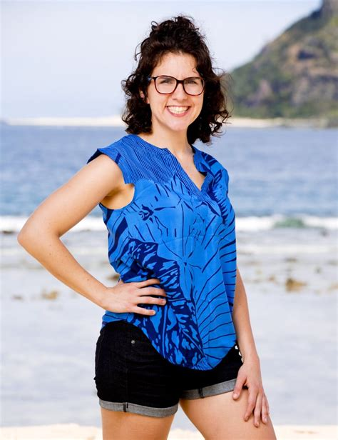 Aubry Bracco - Survivor - Reality TV World