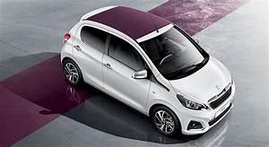 Peugeot 108 Style : style et finitions de la peugeot 108 f line ~ Gottalentnigeria.com Avis de Voitures