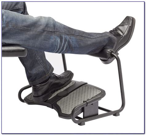 small footstool for under desk desk chair with footrest desk home design ideas