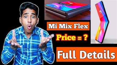 xiaomi mi mix flex price  bd xiaomi product sample