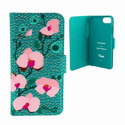 Case Flap Iwallet Dahlia 6s Iphone Wallet