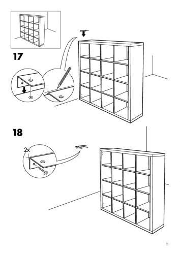 Expedit Ikea Anleitung by Declustering The Desktop Ikea Style Skybambi