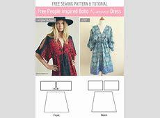 Free Sewing Pattern & Tutorial Free People inspired