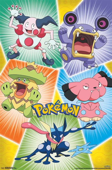 Pokémon - Animation Group