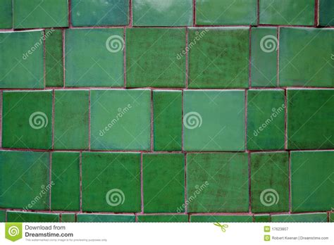 Grüne Fliesen Stockbild Bild Von Küche, Architektur