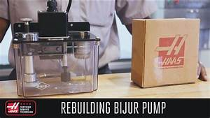 Rebuild Your Bijur Oil Pump