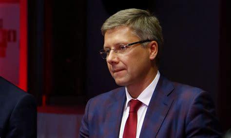 Nils Ušakovs saglabā savu vietu Rīgas mēra amatā ...
