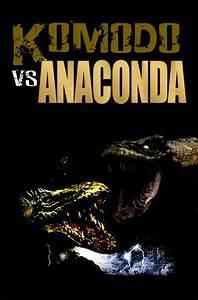Komodo vs. Anaconda poster by SteveIrwinFan96 on DeviantArt