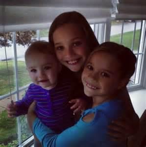 Maddie and Mackenzie Ziegler Family