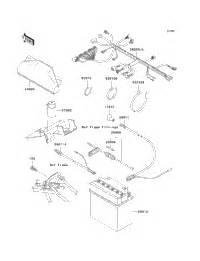 Kawasaki Lakota Sport Kef Oem Parts Babbitts
