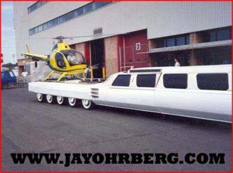 Large Limo by American 100 Ft Ohrberg S Cars
