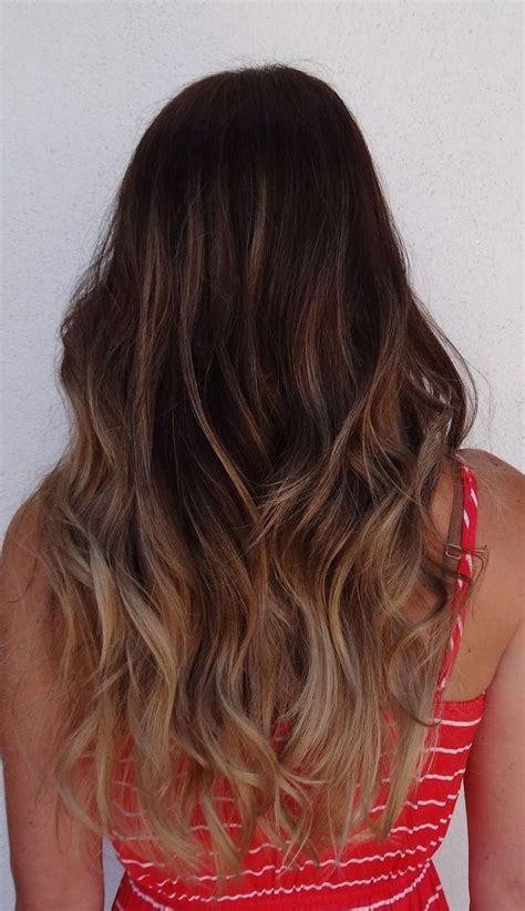 ombre hair ideas   cool  fun summer
