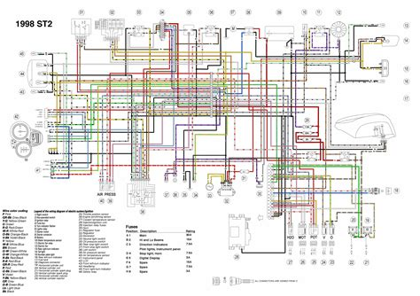 2000 Ducati St2 Wiring Diagram by Headlight Question Page 2 Ducati Ms The Ultimate