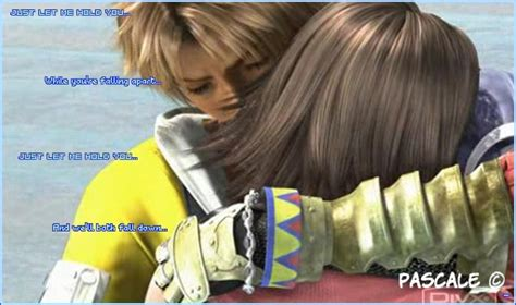 Yuna And Tidus Quotes