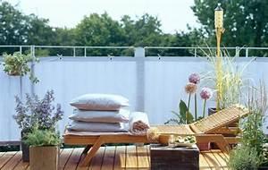Den balkon gestalten ideen zum einrichten schoner wohnen for Whirlpool garten mit beton balkon sanieren kosten