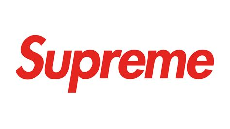 the supreme supreme logo supreme symbol meaning history and evolution