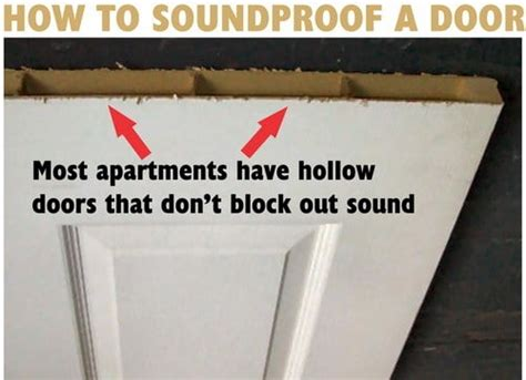 Soundproof Bedroom Door by How To Soundproof A Bedroom Door Do It Yourself