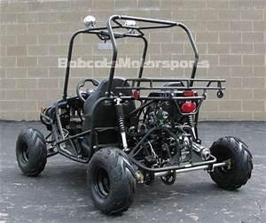 Taotao 125cc  U0026quot Mini Jeep U0026quot  Youth Go Kart Atk