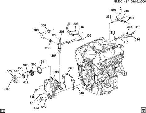 2005 Impala Engine Diagram by 2005 Chevy Impala Parts Diagram Automotive Parts Diagram