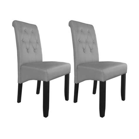 chaises de salle  manger confortables