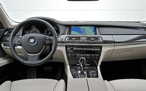 Bmw Series 7 Interior by 2013 Bmw 7 Series Interior Dashboard Egmcartech