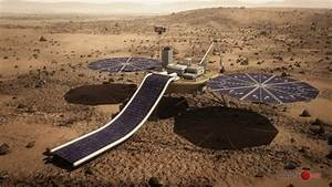 NASA Mars Base Schematics - Pics about space