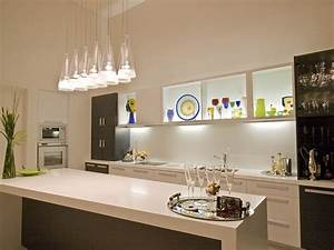 Lighting spaced interior design ideas photos and for Kitchen lighting design