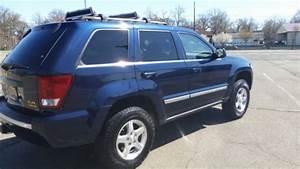 2005 Jeep Grand Cherokee Limited Wk 4x4 Nav  Hemi Lifted