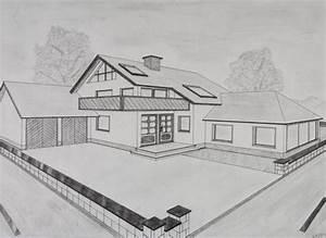 Architektur Haus Zeichnen Projekte Im Detail 30er Jahre Haus