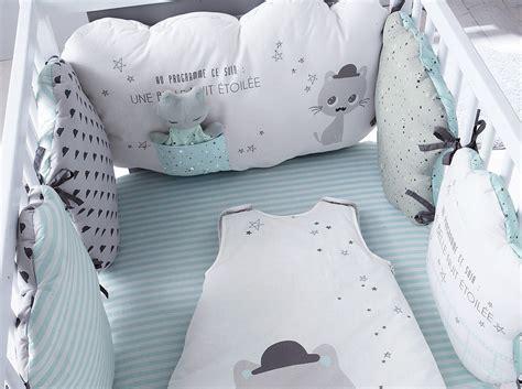 du joli linge de lit pour mon b 233 b 233 d 233 coration