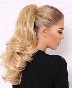 Coiffure Queue De Cheval : 6362 best coiffures images on pinterest ~ Melissatoandfro.com Idées de Décoration