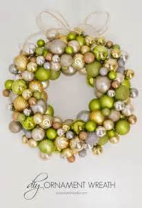 livelovediy how to make a ornament wreath