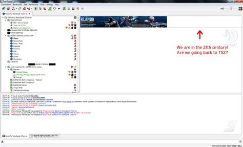 teamspeak resolved problem with the new ts banner reduced