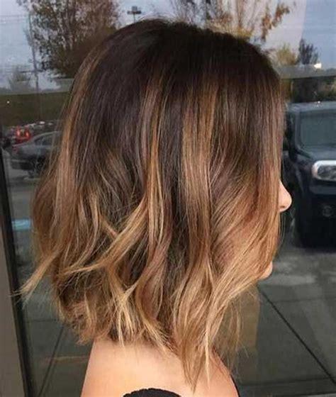 bob hairstyle trends choppy blunt wavy  maintenance